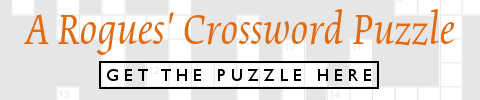 A Rogues' Crossword Puzzle